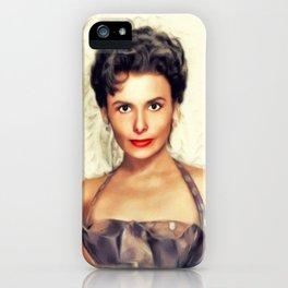 Lena Horne, Actress and Singer iPhone Case