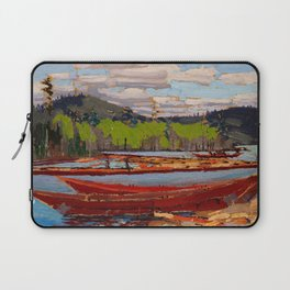 Tom Thomson - Boat Laptop Sleeve