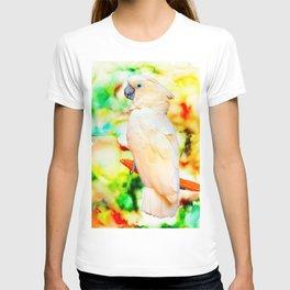 parrot x T-shirt