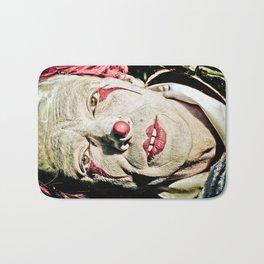 clown no.2 Bath Mat