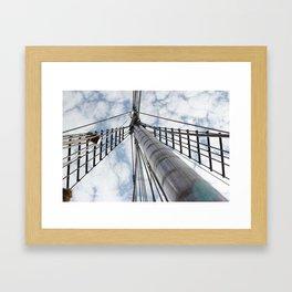 Set Sails Framed Art Print