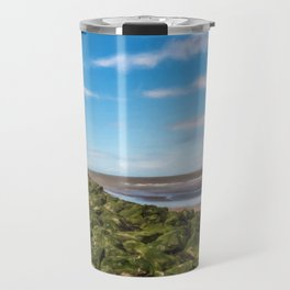 Black Rock Lighthouse Travel Mug