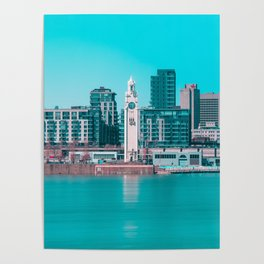 Surreal Montreal #10 Poster