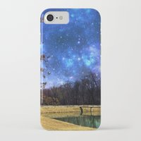 battlestar galactica iPhone & iPod Cases featuring Reservoir Galactica  by DeLayne