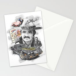Burt Reynolds Stationery Cards