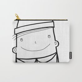 Scandinavian Hygge illustration art Carry-All Pouch