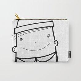 Scandinavian Hygge illustration art Carry-All Pouch