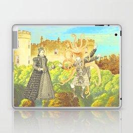 GOODBYE YOUR MAJESTY Laptop & iPad Skin