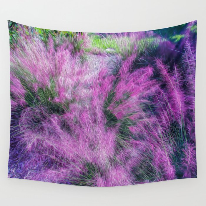 Escape Reality Wall Tapestry