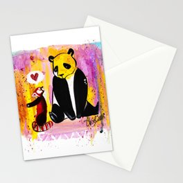 Borther from another mother Stationery Cards