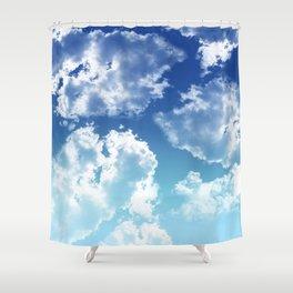 Sky Islands Shower Curtain