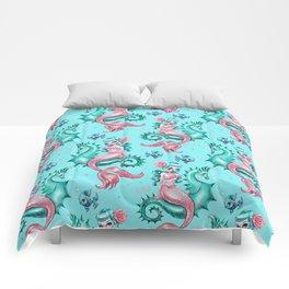 Mysterious Mermaid Comforters
