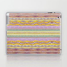 Connecting Stitches Laptop & iPad Skin