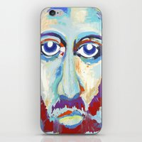 jesus iPhone & iPod Skins featuring Jesus  by melissa lyons