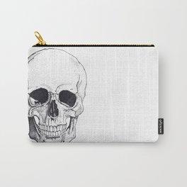 Skull by Carla Marroquín Carry-All Pouch