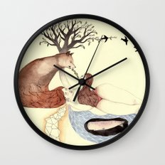 The Good Fight Wall Clock