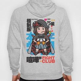Kill la Kill - Mako Mankanshoku's Two-Star Goku Uniform Hoody