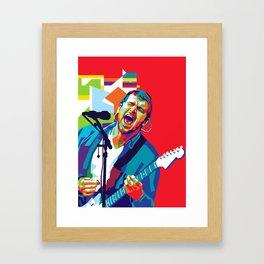 Jesse Lacey Framed Art Print