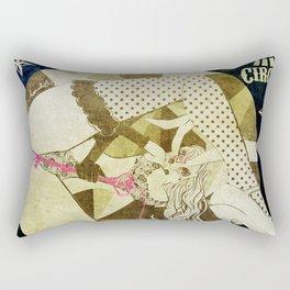 KINKY:Midnight Freak Show Rectangular Pillow