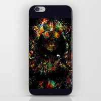vader iPhone & iPod Skins featuring Vader by ururuty
