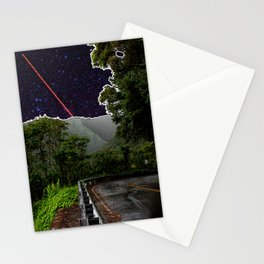 Stars on the Road to Hana Stationery Cards