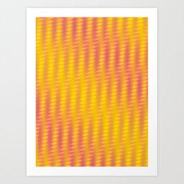 all-layers Art Print