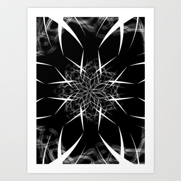 AGHAMASH III Art Print
