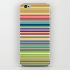 STRIPES17 iPhone & iPod Skin