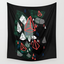 Prisms Wall Tapestry