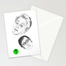 There's my chippy! Stationery Cards