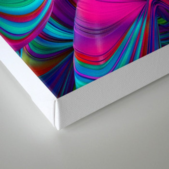 Abstract Pop Canvas Print