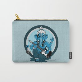 Ganesha rocks ! (v2) Carry-All Pouch
