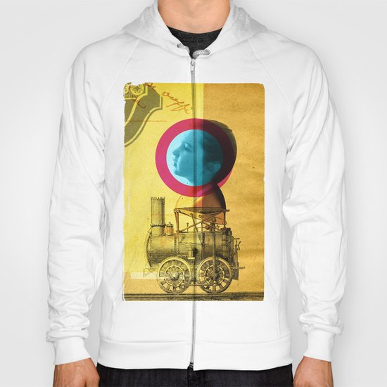 A childhood journey between reality and imagination... Hoody