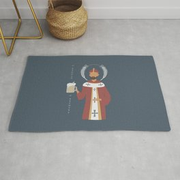 St. Arnold of Brewers Rug