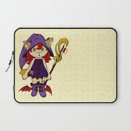 Purple Sorceress Laptop Sleeve
