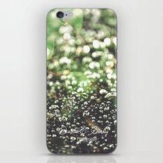 Bubble love iPhone & iPod Skin