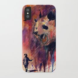 Out to Play iPhone Case
