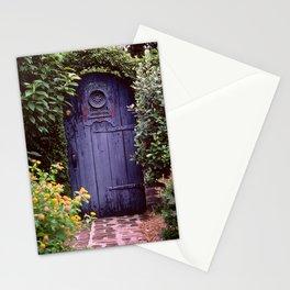 Purple Gate Stationery Cards