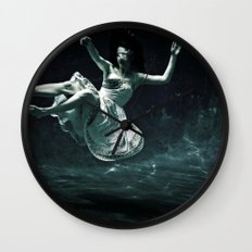 abyss of the disheartened : III Wall Clock