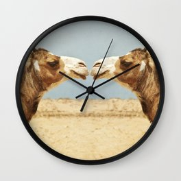 Love and Affection Wall Clock