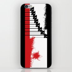 AEND ?! ( the world we live in) iPhone & iPod Skin