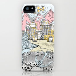 Alternative Reality iPhone Case