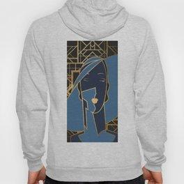 Art Deco Graphic No. 161 Hoody
