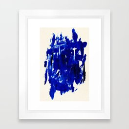 KOBALT Framed Art Print