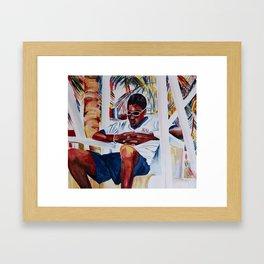 jamaica 2 Framed Art Print