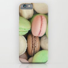 French Macaroons Slim Case iPhone 6s