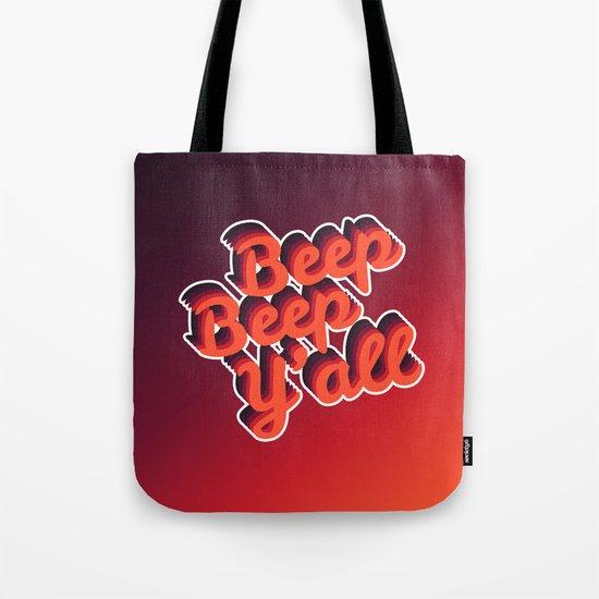 Beep Beep Y'all! by erinsaurus