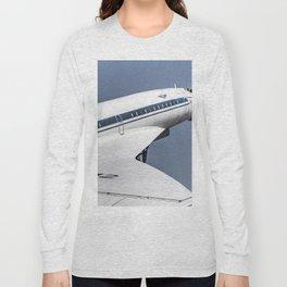 Tupolev TU-144 Jet Long Sleeve T-shirt