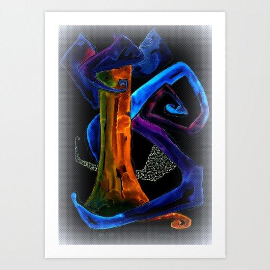 Nr. 482 Art Print