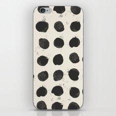 Two / Cream iPhone & iPod Skin